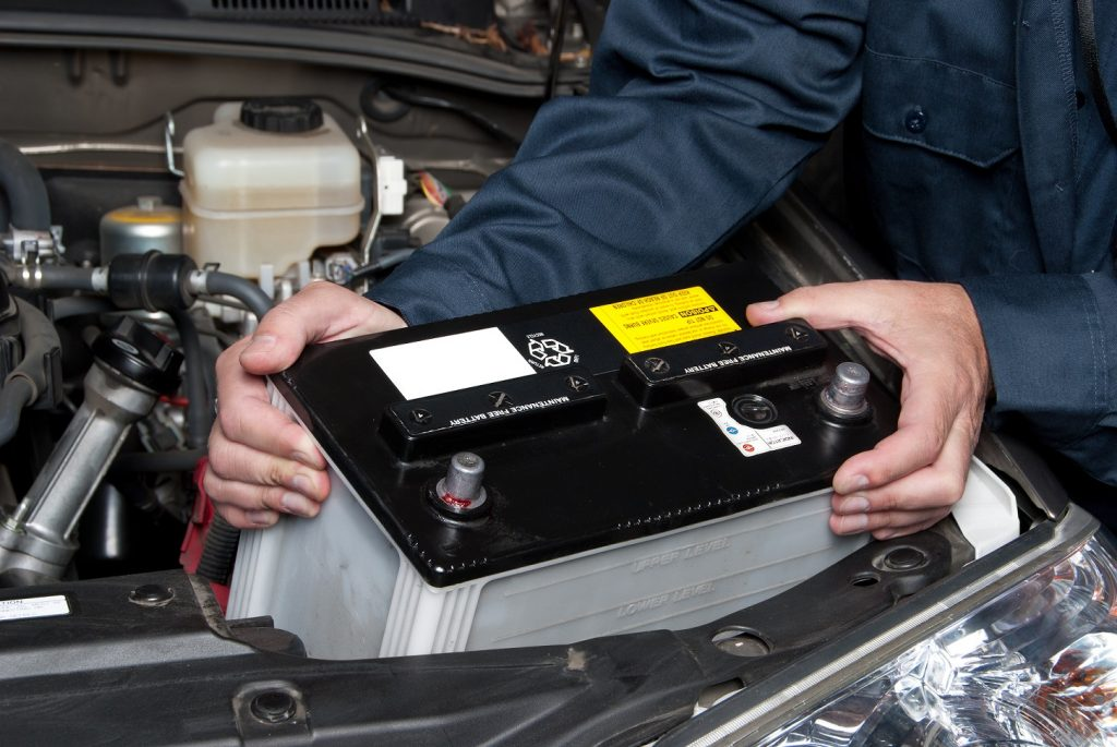 Car Battery Diagnose Service