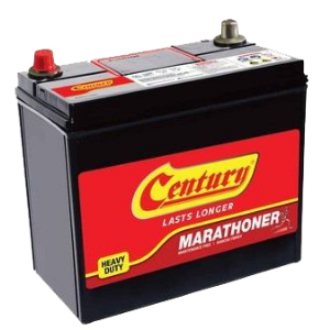 Century Car Battery Delivery